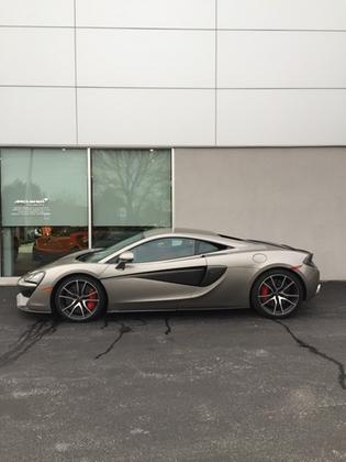 2016 McLaren 570S Coupe:6 car images available