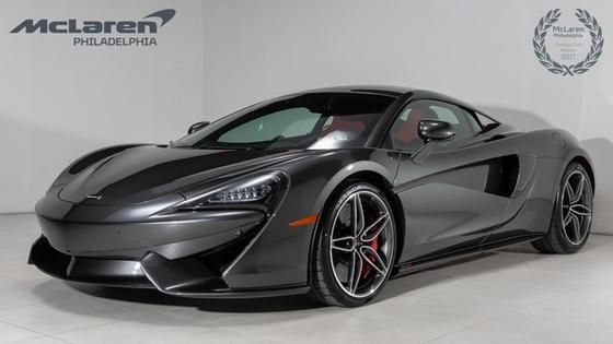 2018 McLaren 570S Coupe:22 car images available