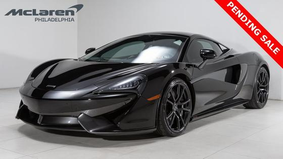 2017 McLaren 570S Coupe:20 car images available
