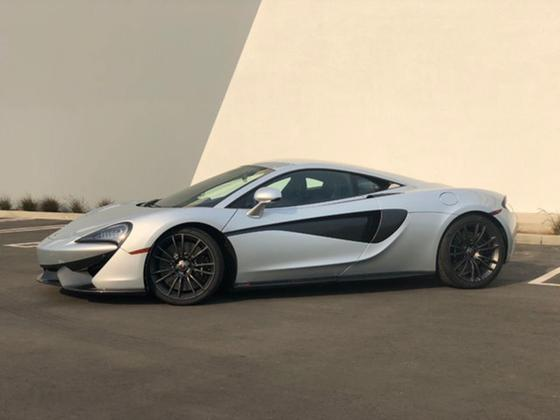 2017 McLaren 570S Coupe:13 car images available