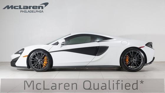 2017 McLaren 570S Coupe