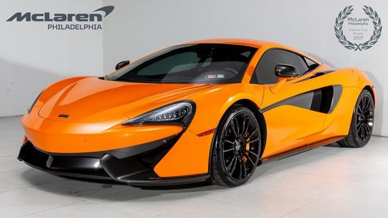 2016 McLaren 570S Coupe:20 car images available