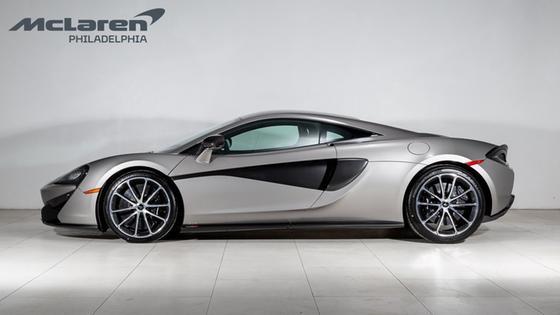 2019 McLaren 570S Coupe