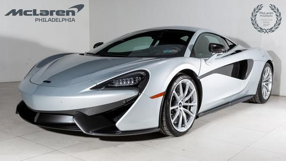 2019 McLaren 570S Coupe:21 car images available