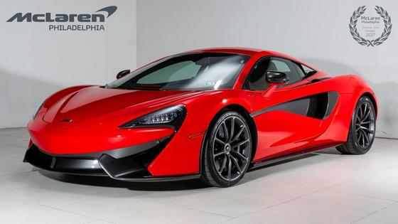 2019 McLaren 570S Coupe:20 car images available