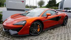 2016 McLaren 570S Coupe:9 car images available