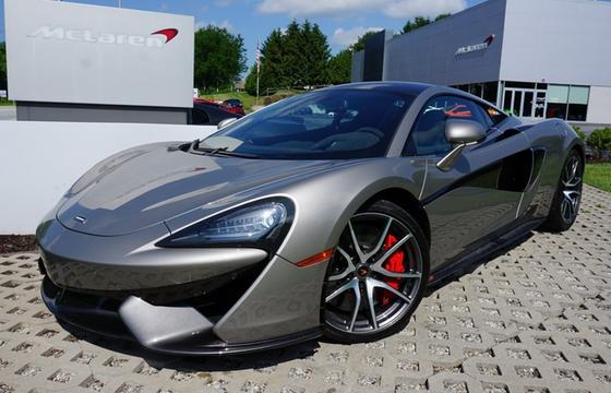 2017 McLaren 570S Coupe:10 car images available