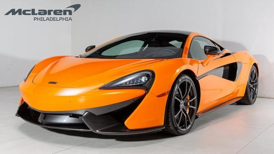 2016 McLaren 570S Coupe:21 car images available