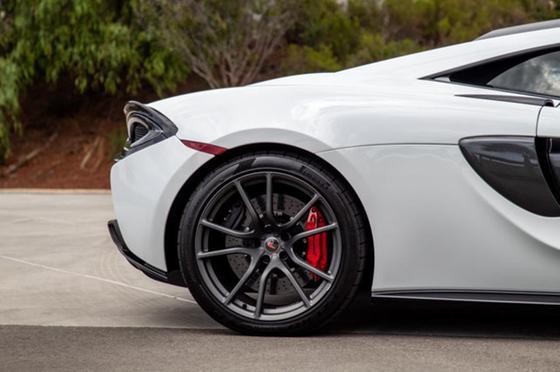 2018 McLaren 570S Coupe