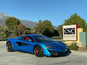 2017 McLaren 570S Coupe:7 car images available
