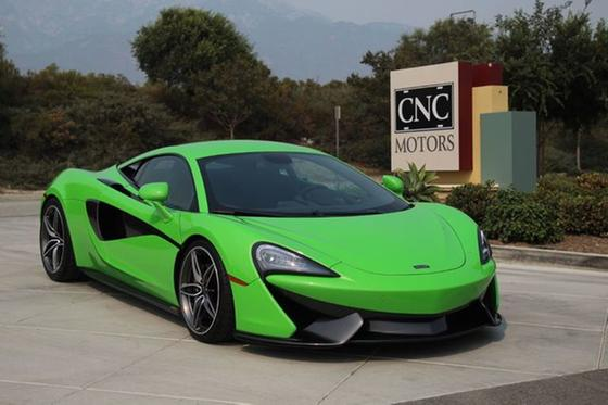 2019 McLaren 570S Coupe:24 car images available