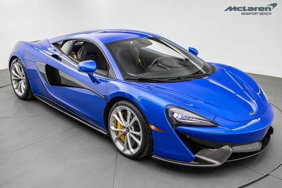 2018 McLaren 570S Coupe:24 car images available