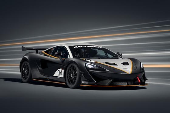 2018 McLaren 570S GT4:2 car images available