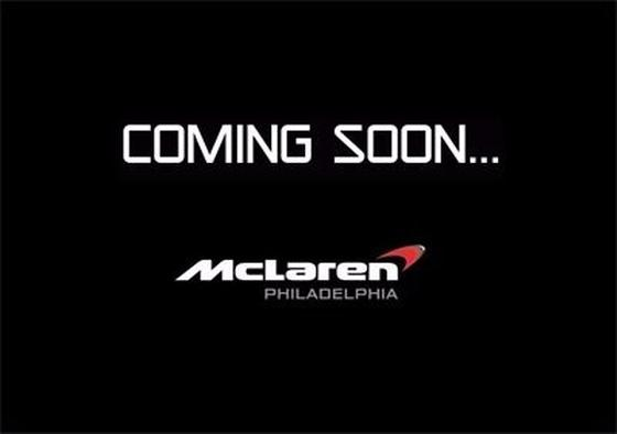2017 McLaren 570S GT4 : Car has generic photo