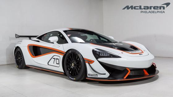 2017 McLaren 570S GT4:24 car images available