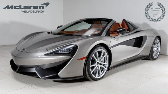 2019 McLaren 570S Spider:22 car images available
