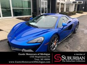 2019 McLaren 570S Spider:16 car images available