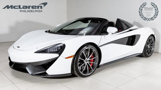 2019 McLaren 570S Spider:21 car images available