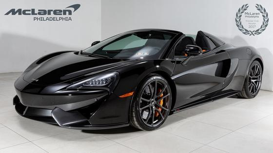 2019 McLaren 570S Spider:14 car images available