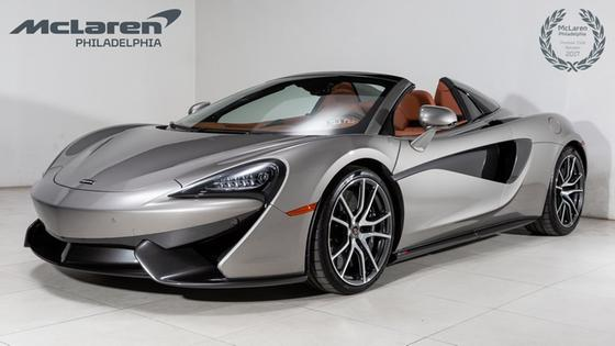 2018 McLaren 570S Spider:20 car images available