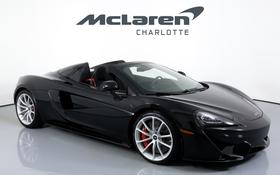 2020 McLaren 570S Spider:24 car images available
