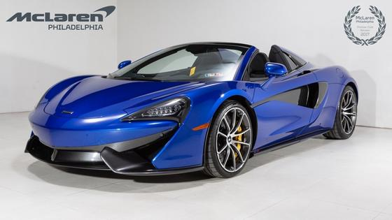 2019 McLaren 570S Spider:23 car images available