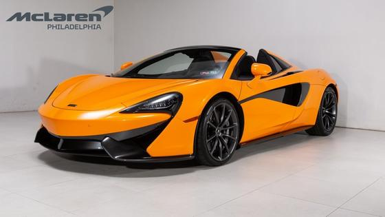 2020 McLaren 570S Spider:21 car images available