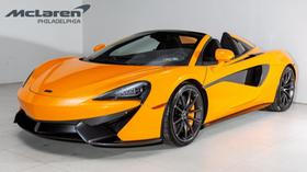 2019 McLaren 570S Spider:19 car images available