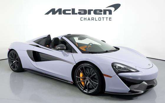 2018 McLaren 570S Spider:24 car images available