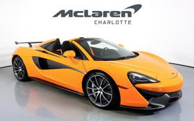 2019 McLaren 570S Spider:24 car images available