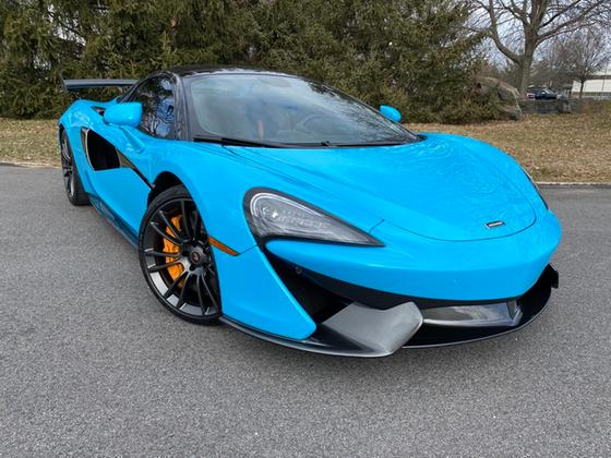 2018 McLaren 570S Spider:8 car images available