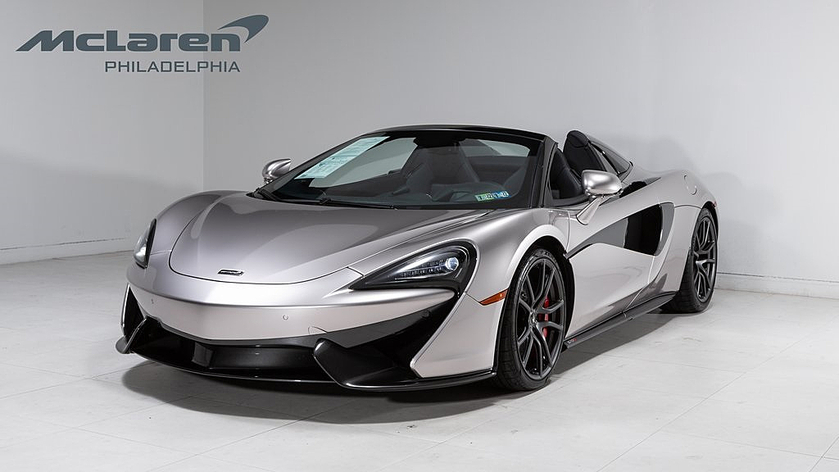 2020 McLaren 570S Spider:22 car images available