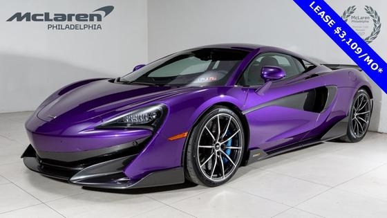 2019 McLaren 600LT :21 car images available