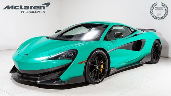 2019 McLaren 600LT :22 car images available