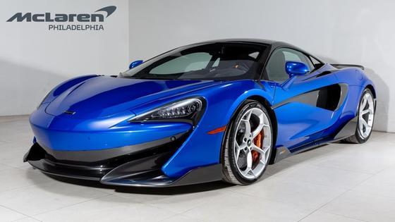 2019 McLaren 600LT :20 car images available