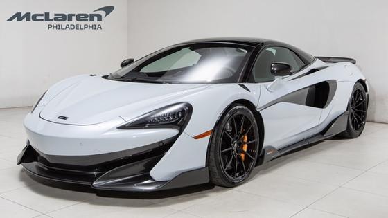 2020 McLaren 600LT :22 car images available