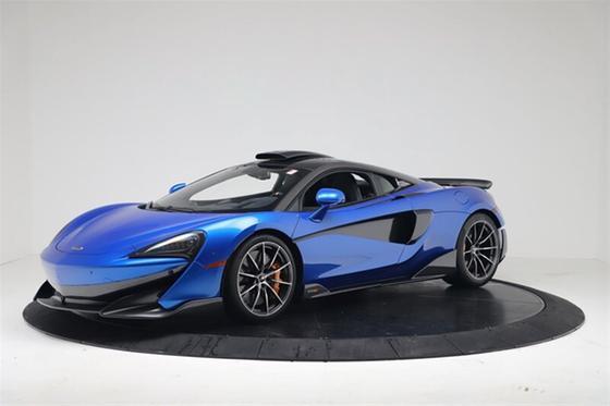 2019 McLaren 600LT :9 car images available