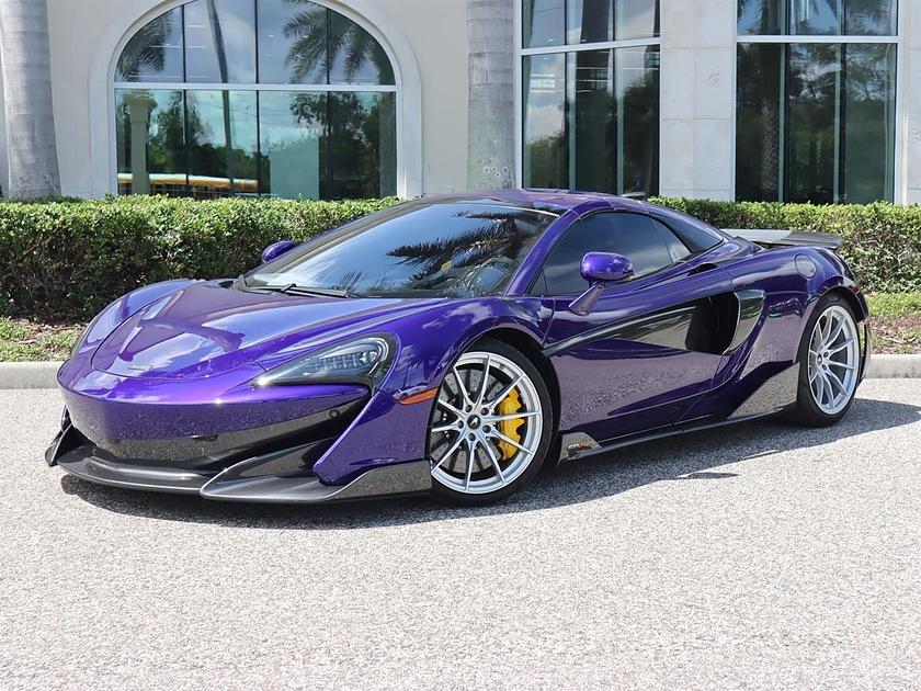 2020 McLaren 600LT :17 car images available