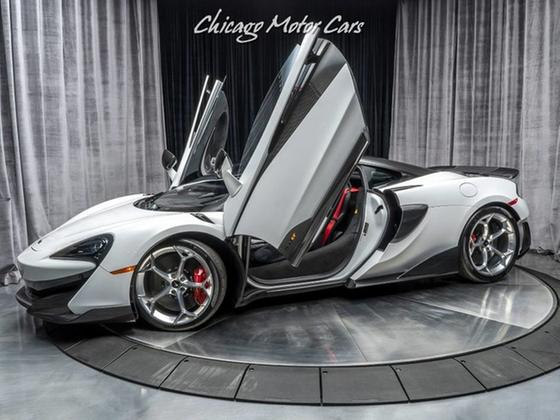 2019 McLaren 600LT Coupe:24 car images available