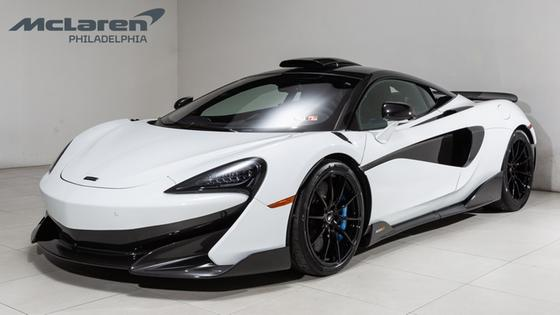 2019 McLaren 600LT Coupe:20 car images available
