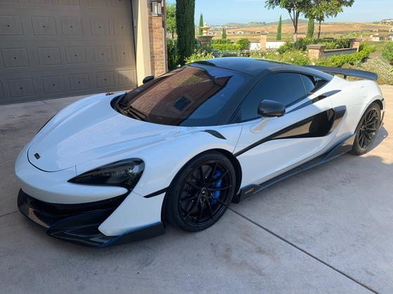 2019 McLaren 600LT Coupe:2 car images available
