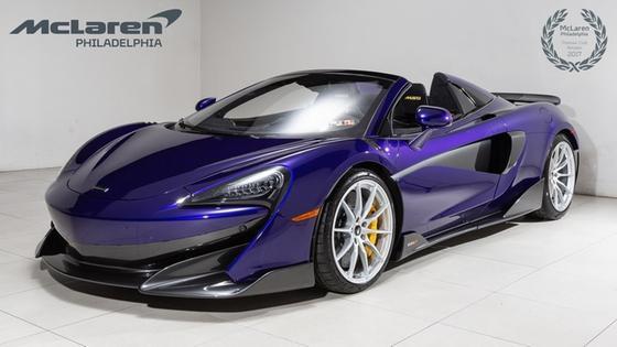 2020 McLaren 600LT Spider:23 car images available