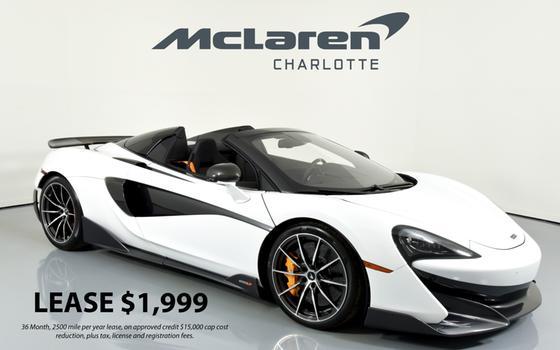 2020 McLaren 600LT Spider:24 car images available