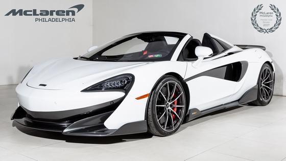 2020 McLaren 600LT Spider:21 car images available