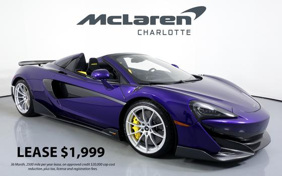 2020 McLaren 600LT Spider:24 car images available