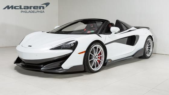 2020 McLaren 600LT Spider:23 car images available
