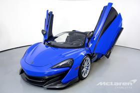 2020 McLaren 600LT Spider