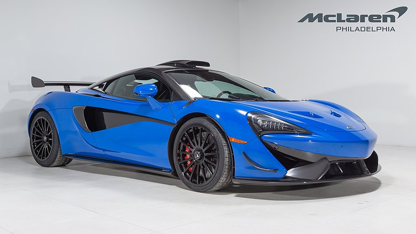 2020 McLaren 620R :20 car images available
