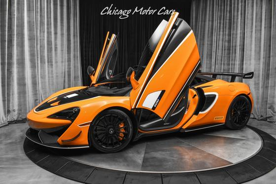 2020 McLaren 620R Coupe:24 car images available