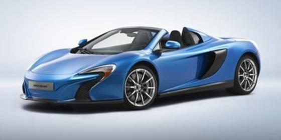 2015 McLaren 650S  : Car has generic photo